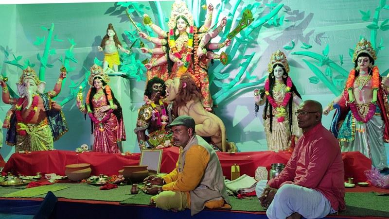 Durga Puja festivities grip Shillong