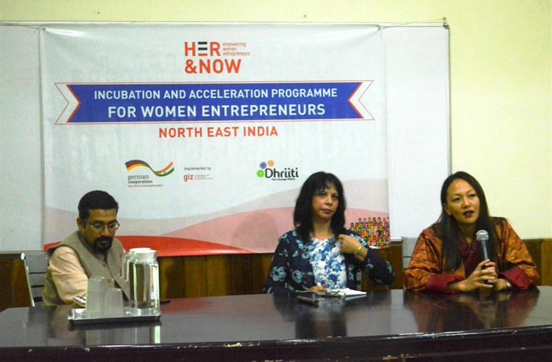 Her&Now Initiative for Northeast women entrepreneurs commences