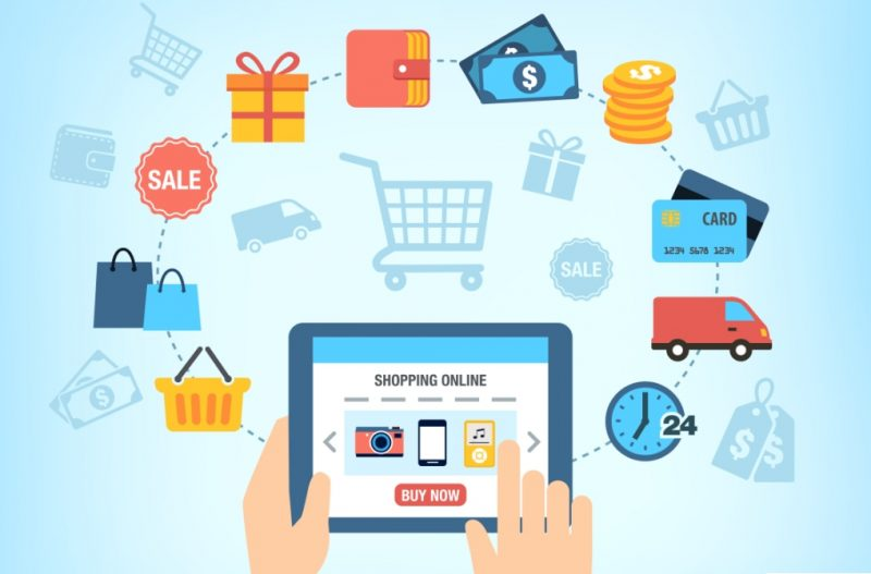 E-commerce Companies Hit Conventional Markets Everyday