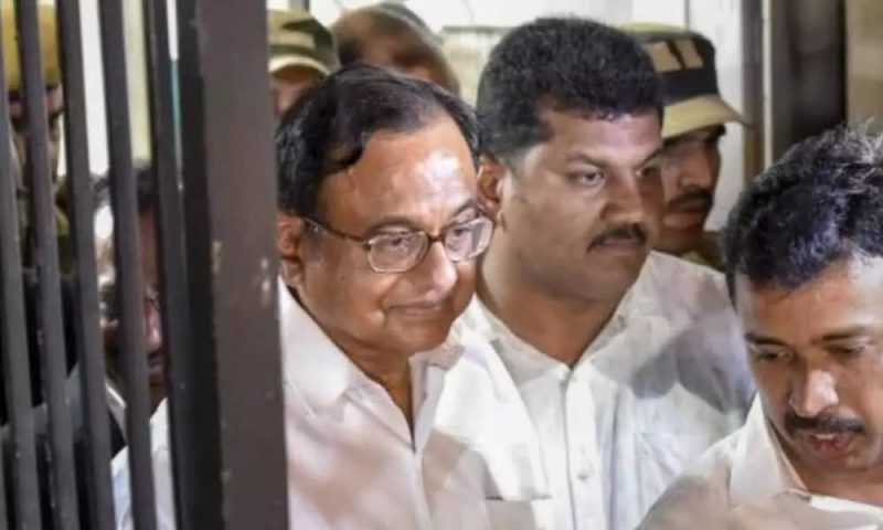 Enforcement Directorate Moves Court for Chidambaram's Custody