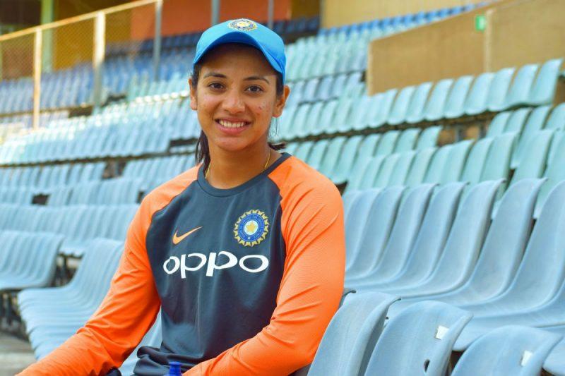 Smriti Mandhana Ruled Out of ODIs Series Against SA