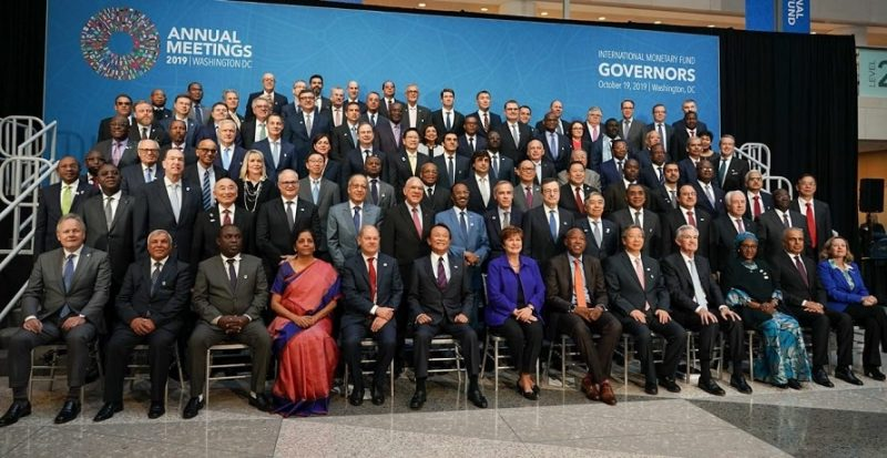 'Countries Must Deploy Structural Tools for Growth' : Nirmala Sitharaman
