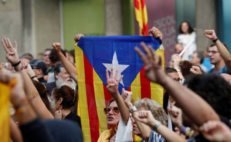 Spanish Supreme Court Jails Catalan Leaders for Sedition