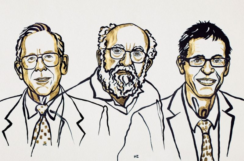 Three Scientists Shared 2019 Nobel Prize in Physics