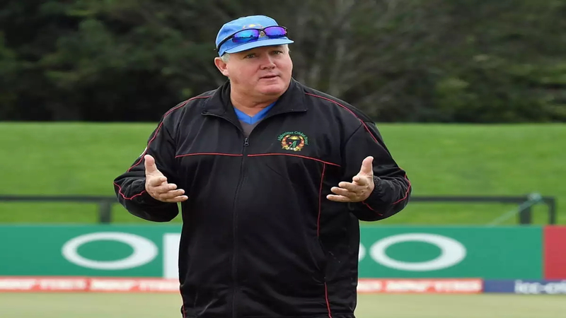 Andy Moles Appointed Afghanistan Director of Cricket