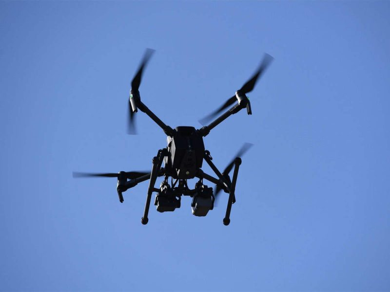 Pakistani Drones Continues to be Spotted in Punjab