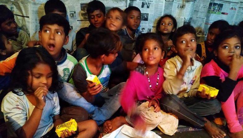 SPARK Organizes Diwali for Underprivileged Children in Meghalaya