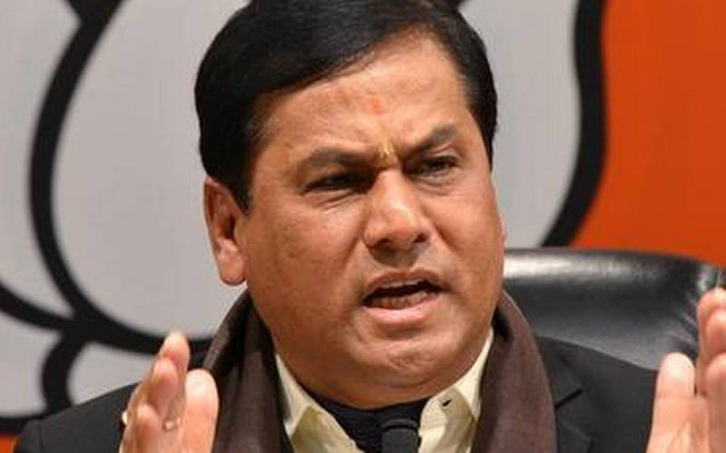 BJP government determined to build foreigner-free Assam: CM Sarbananda Sonowal