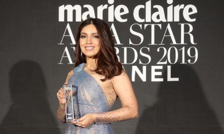 Actress Bhumi Pednekar Wins Face of Asia Award at BIFF