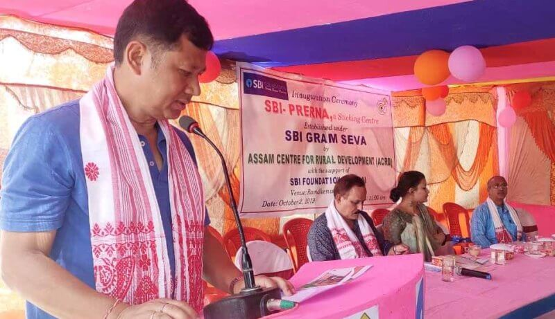 Tinsukia Deputy Commissioner Bhaskar Pegu reaches out to family in dire straits