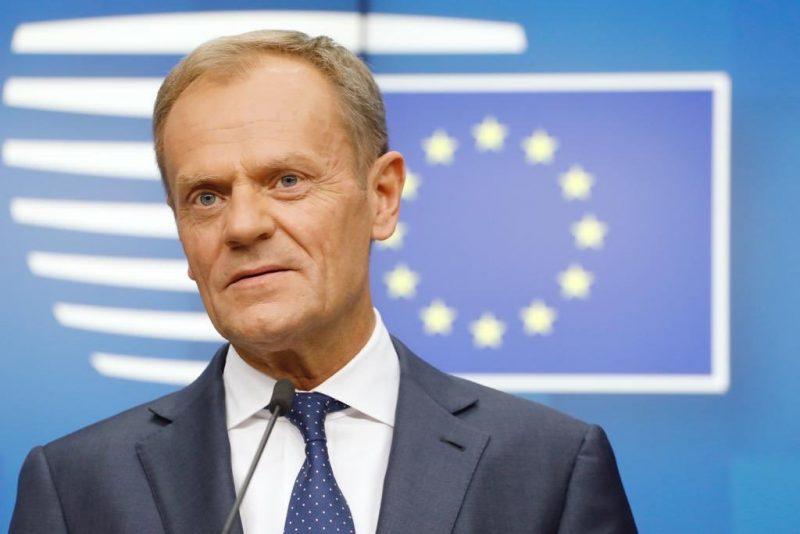 'EU Open but Unconvinced with Johnson's Brexit plans': Donald Tusk
