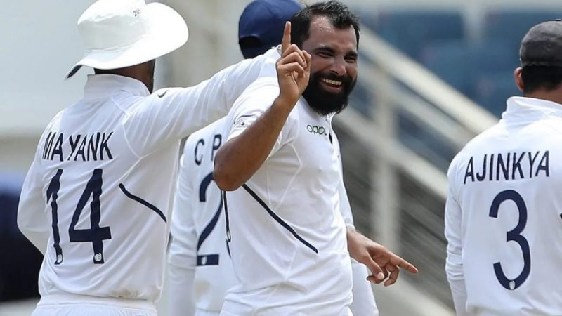 Mohammed Shami Going to Thrive Under Kohli: Shoaib Akhtar
