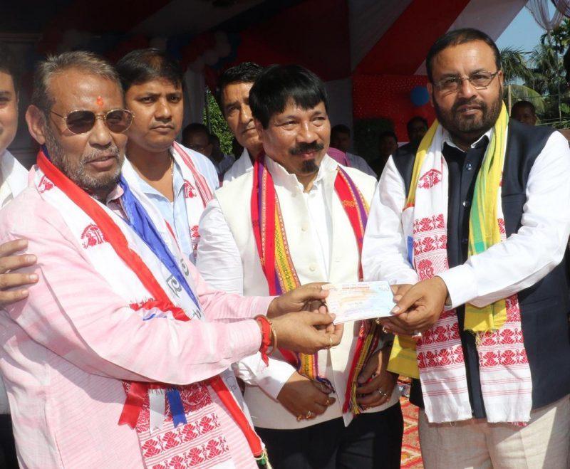 Empower regional party and boost development in Assam: Atul Bora