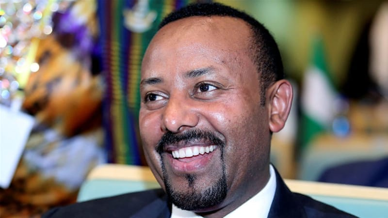 Ethiopian Prime Minister Abiy Ahmed wins Nobel Peace Prize 2019