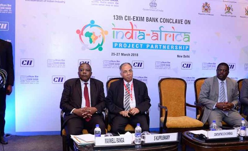 India-Southern Africa Regional Conclave Summit in Zambia