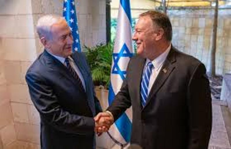 Benjamin Netanyahu, Mike Pompeo discuss Syria, Iran