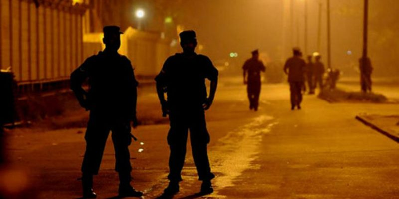 Night Curfew Imposed Along Assam-Nagaland Border in Sivasagar