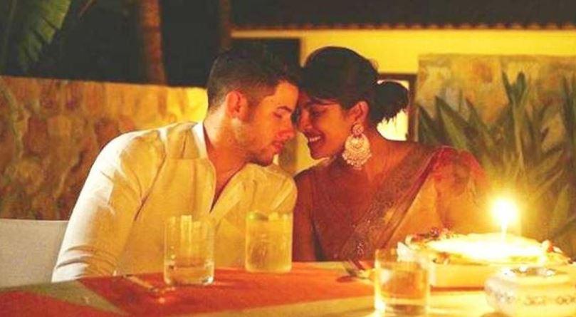 Priyanka Chopra, Nick Jonas Celebrate their first Diwali