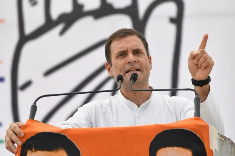 'Made in China Policy' Killing Jobs of Indian Youth: Rahul Gandhi
