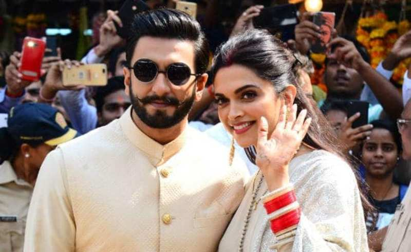 Ranveer Singh Takes time management tips from Deepika Padukone