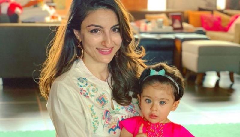 Soha Ali Khan on daughter Inaaya: She loves all festivals