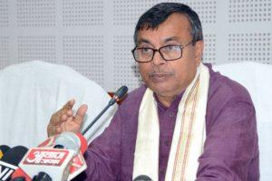 Tripura Minister