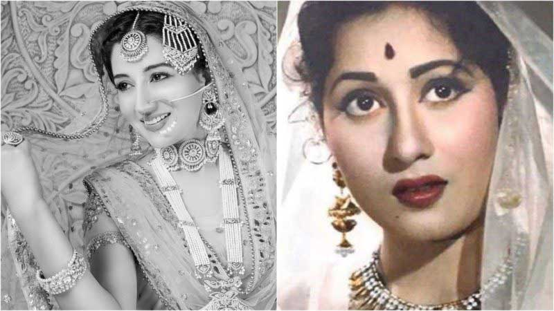 Actress Madhubala's Doppelganger Takes Social Media by Storm