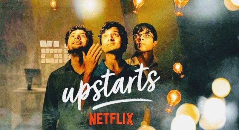 Upstarts: The Story Behind India's first film on startups