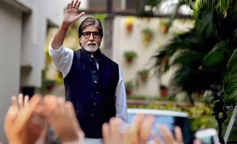 Big B Turns 77; Celeb Wishes Pour in Through Social Media