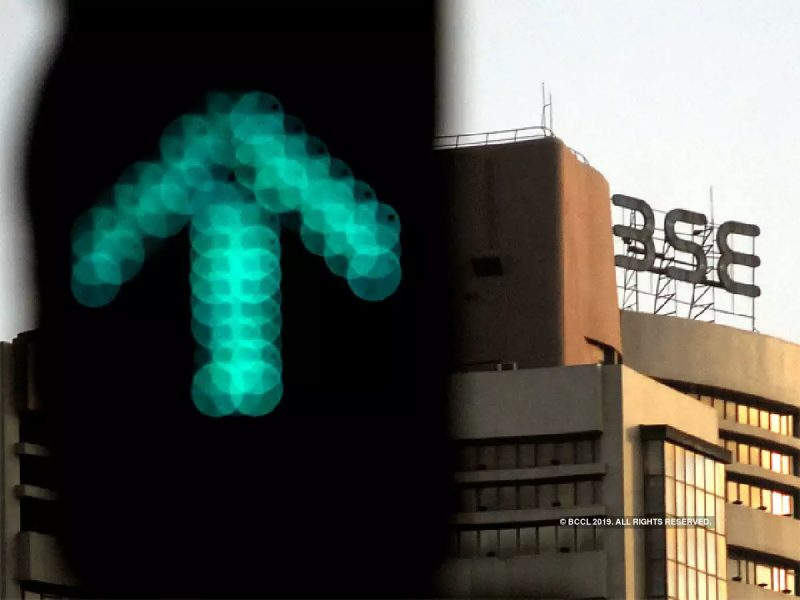 Sensex Finishes in the Green for 4th day in a Row