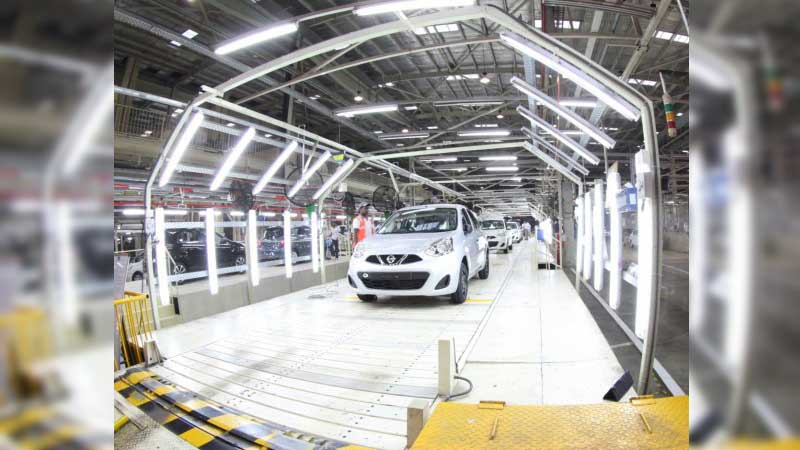 Auto Sector Companies Aid Sensex Supported by Higher Gains