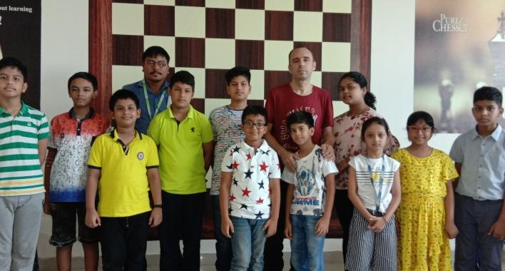 Assam Chess Club Hosting Chess Coaching Camp in Guwahati