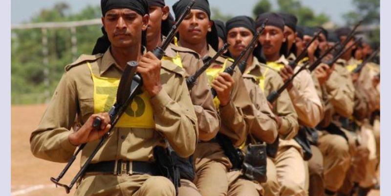 Tripura State Rifles's elite troopers to be deployed for Haryana polls