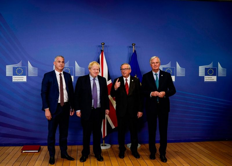 Brexit Deal Agreed by the European Union and UK