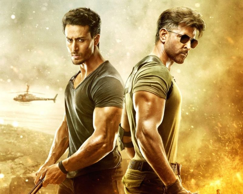 War Starring Hrithik Roshan and Tiger Shroff Crosses Rs 300 cr in India