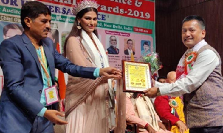 Rashtriya Gaurav Samman 2019 to Bidyut Bikash Rajkonwar