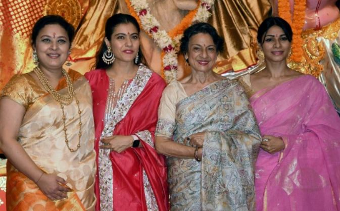 Never asked for anything from Ma Durga: Kajol