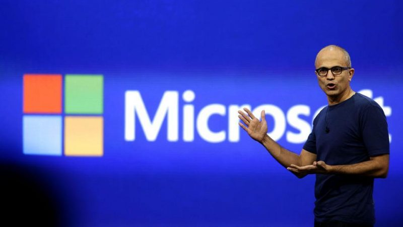 Microsoft and Jio Empowering Small business in India: Satya Nadella