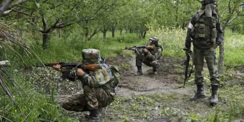 Three Militants Killed During Anantnag Encounter in Jammu and Kashmir