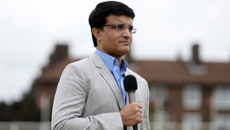 No need to have full-time CAC: Sourav Ganguly
