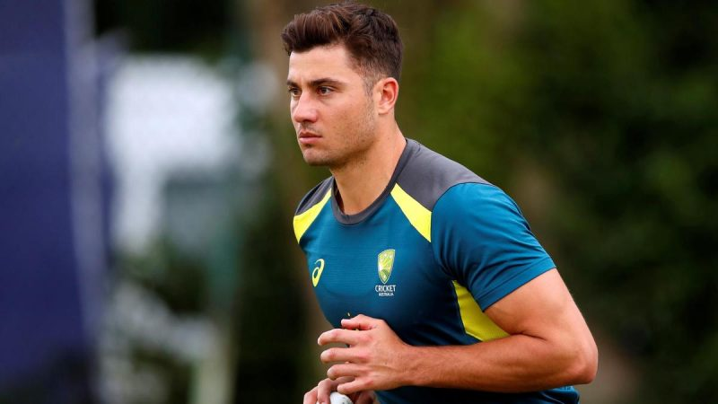 Australia Drops Marcus Stoinis for Upcoming T20I Series