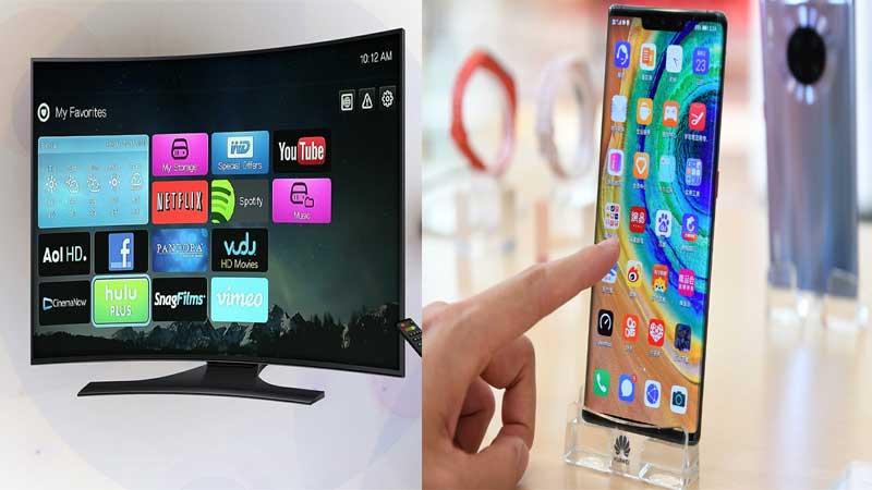 Despite Economic Slowdown Phones,TV Sale Break Record this Diwali