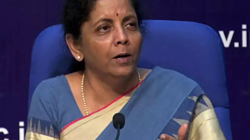 Nirmala Sitharaman Asks G-20 Nations to Take Steps to Revive Growth