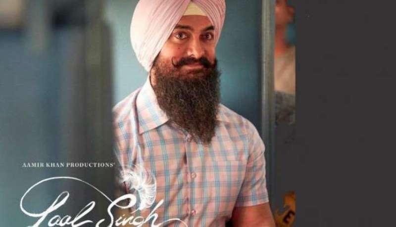 Aamir Khan makes an impressive Laal Singh Chaddha