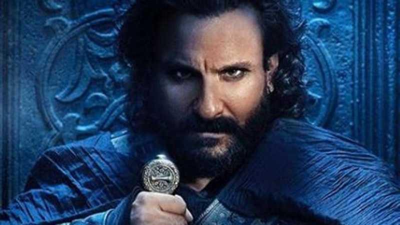 Ajay Devgn introduces Saif as terrifying villain Udaybhan