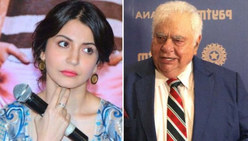 "Farokh Engineer Clears his ""Cups of Tea"" Comment on Anushka Sharma"