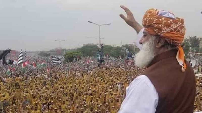 Azadi March Activists Start 'Settling' in Islamabad