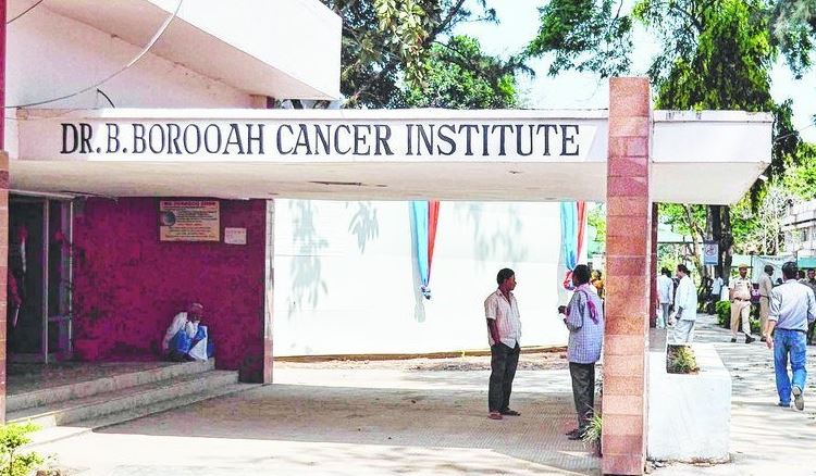 Dr B Borooah Cancer Institute