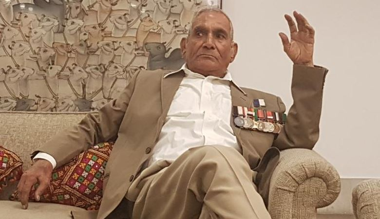 Border Security Force Pays Tribute to Commandant BS Tyagi