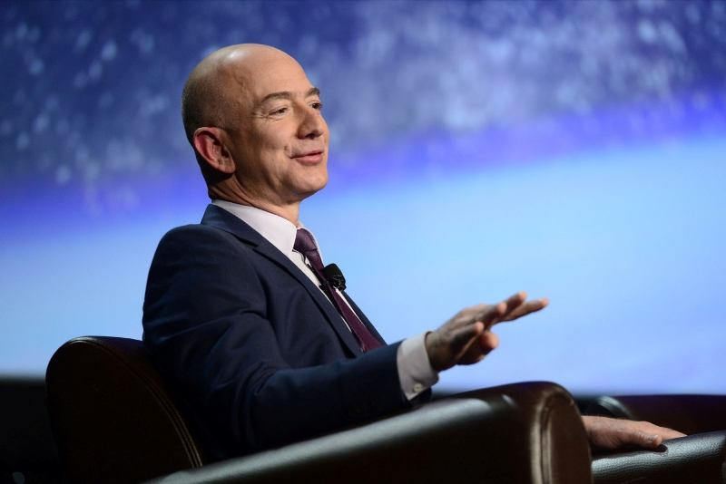 Why Bezos picked books to be Amazon's first product